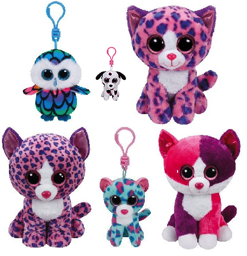There are now new sizes available on a range of Claire s exclusive Beanie  Boos. febb41b0f932