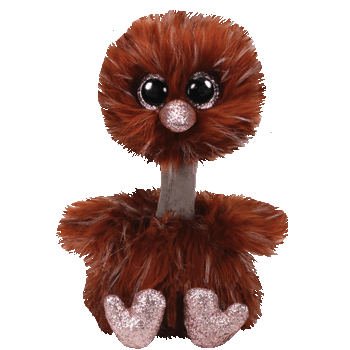 Beanie Babies Value List With Pictures 2020.Orson The Ostrich Beanie Boos Beaniepedia