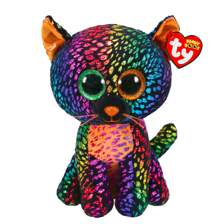 """CLAIRE/'S EXCLUSIVE with TAG SEE PICS SPELLBOUND the 9/"""" CAT TY BEANIE BOOS"""
