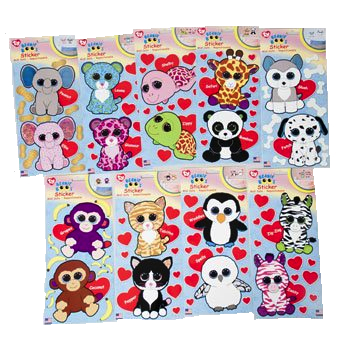 Beaniepedia   Beanie Boo wall stickers spotted on Amazon.com ... 354baa04bfe