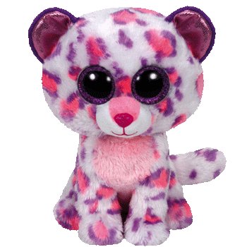 e37da61265a Serena the leopard is the latest exclusive Beanie Boo to Justice stores!