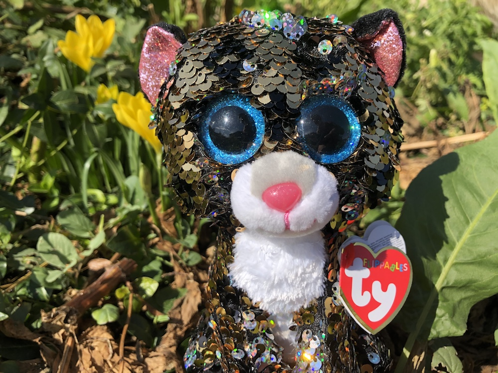 sterling ty flippables beanie boo