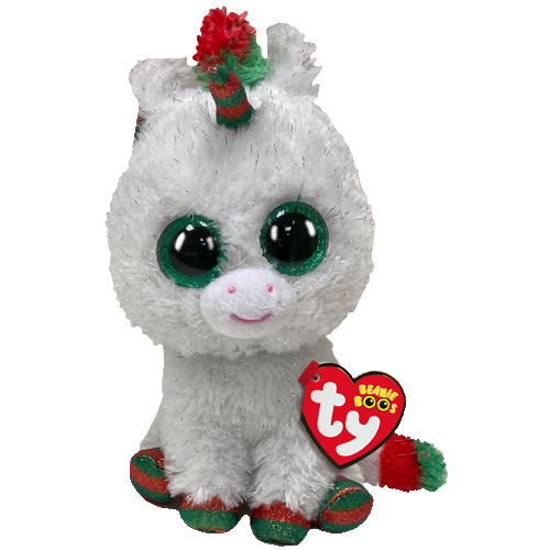 Beaniepedia : Introducing the Christmas Beanie Boos for 2020